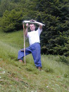Danglmannwiese Pranzlgraben 2004
